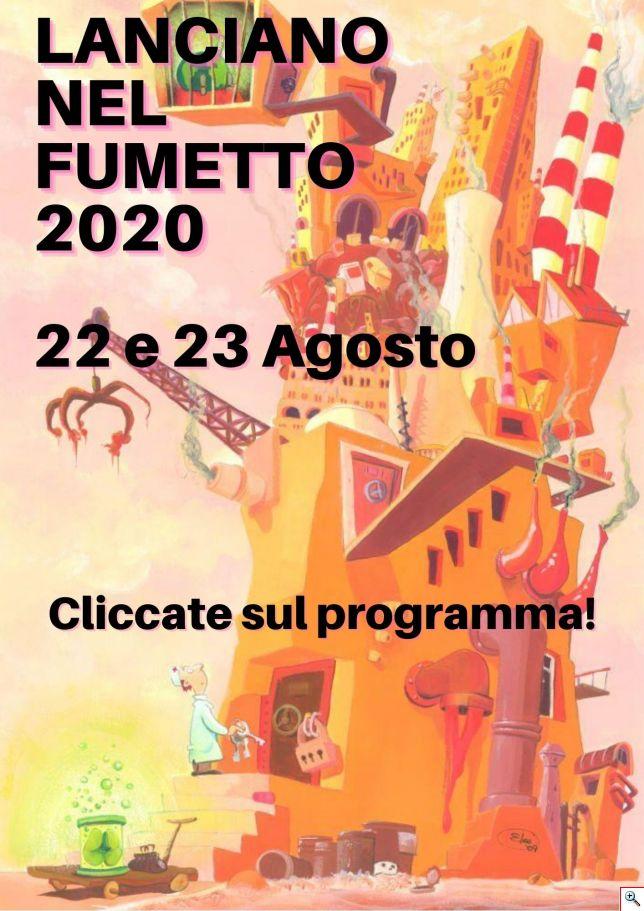 Locandina 2020 finale