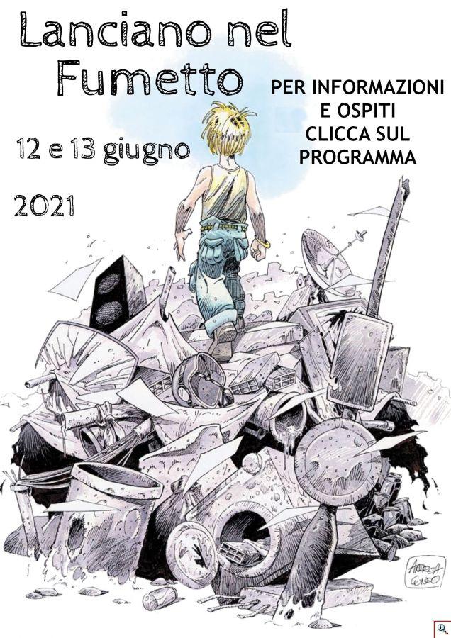Locandina 2021 bis
