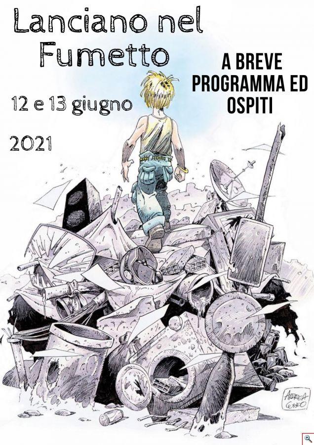 Locandina 2021